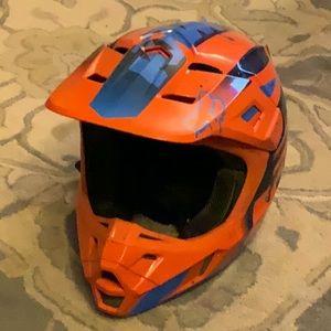 Moto helmet size L KTM